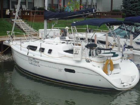 2001 Hunter 290