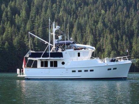 2004 Selene Ocean Trawler 43