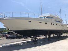 1993 Ferretti Yachts 58