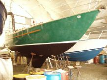 1985 Pacific Seacraft Crealock 34 cutter