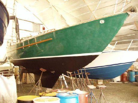 1985 Pacific Seacraft Crealock 34 cutter