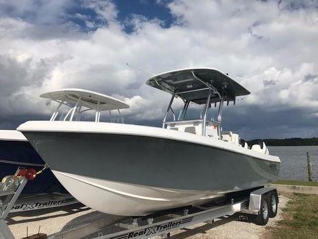 2017 Bluewater Sportfishing 2550