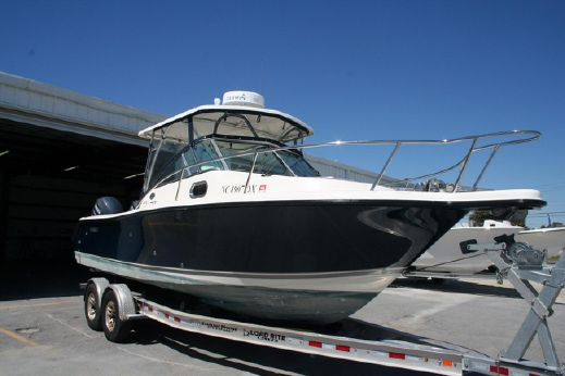 2009 Pursuit OS 255 Offshore