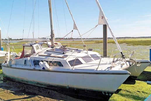 1988 Prout Snowgoose 37 Elite
