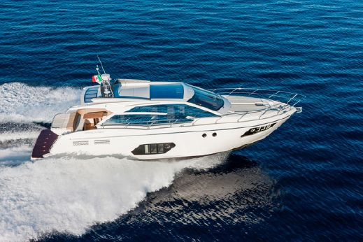 2014 Absolute 56 STY Express Sport Yacht