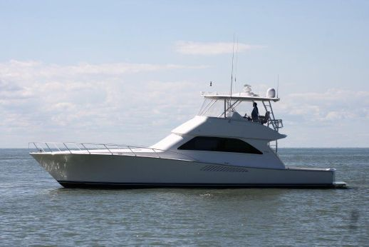 2009 Viking Yachts 56' Convertible