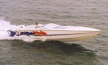 1996 Cigarette Racing Top Gun