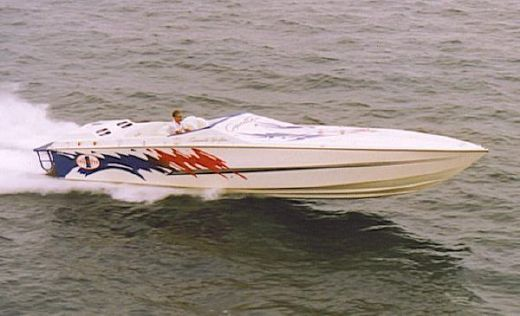 1996 Cigarette Racing Top Gun