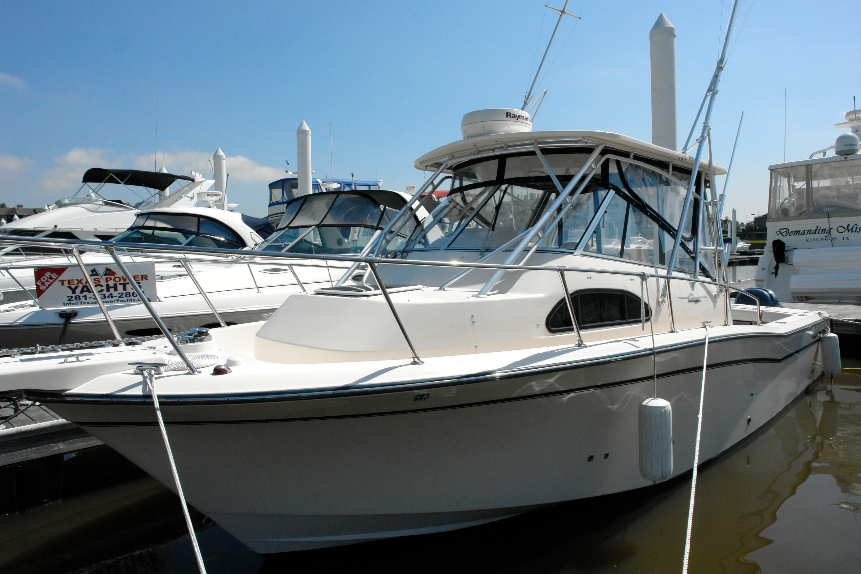 Marlin (TX) United States  city photo : 2006 Grady White Marlin 300 Power Boat For Sale www.yachtworld.com