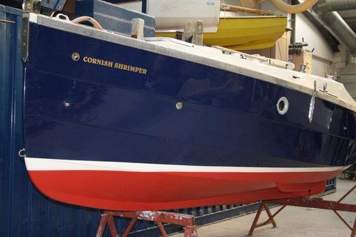 1989 Cornish Crabbers Shrimper 19 # 370