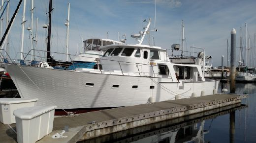 1964 William Garden Design 51' Trawler