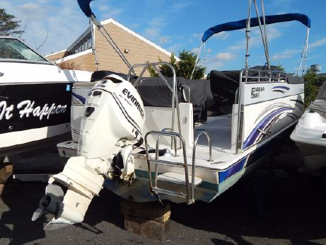 2012 Carolina Skiff 2100 Fun Chaser