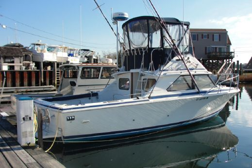 1986 Bertram 28 Flybridge CRUISER