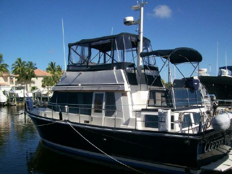 1995 Sabreline Fast Trawler