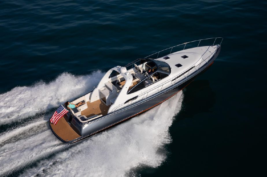 2019 Palm Beach Motor Yachts GT50 Power Boat For Sale - www