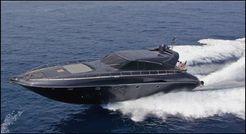2005 Ab Yachts 68' HT
