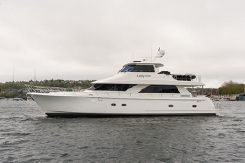 2007 Ocean Alexander OA 74