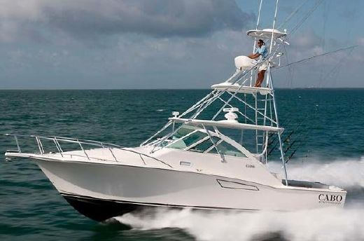 2015 Cabo Yachts 36 Express