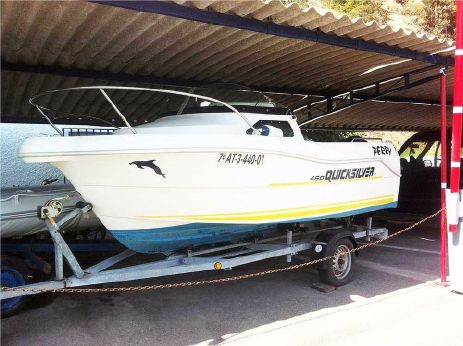 2001 Quicksilver 450