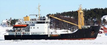 1974 Custom Ice Multi Support Vessel