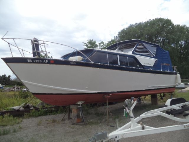 1966 Chris Craft 30 Cavalier Power Boat For Sale Www