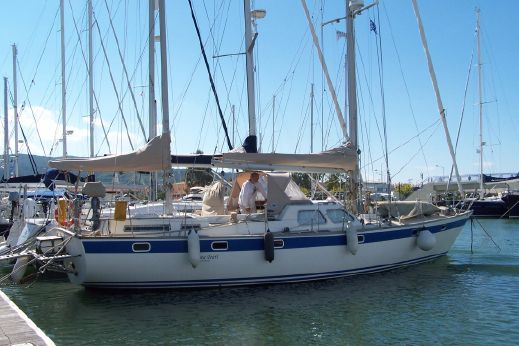 1990 Oyster Ketch 46