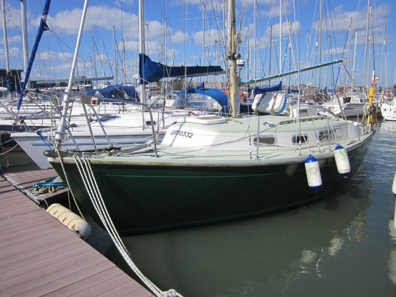 Gosport United Kingdom  City pictures : 1973 Snapdragon 890 Sail Boat For Sale www.yachtworld.com