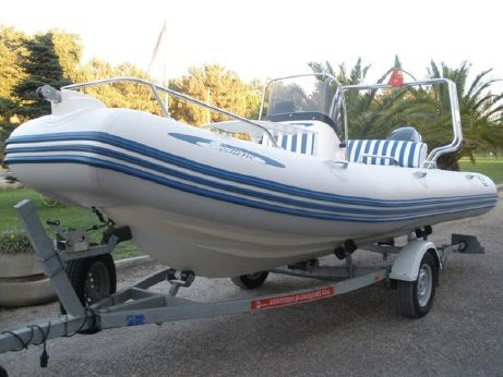 2007 Zodiac Rib Medline II Compact