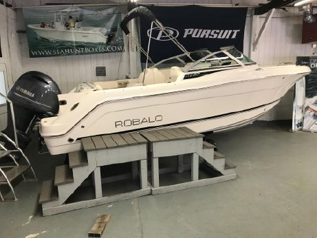 Robalo r227 dual console boats for sale yachtworld for Robalo fish in english