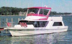 1986 Bluewater Yachts 51C Cockpit Coastal Cruiser