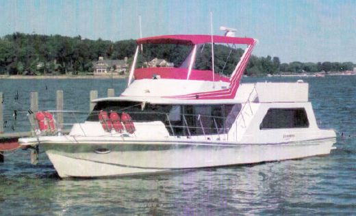 1986 Bluewater Yachts 51C Cockpit Coastal Cruiser