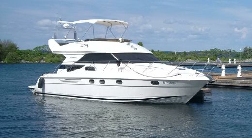 1997 Viking Sport Cruisers 46 Flybridge Sport Cruiser