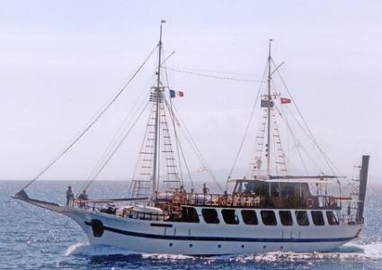 1951 Greek Motorsailer 25m 1609.13