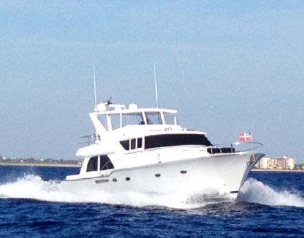 1997 Knight Offshore Grand Banks Pilot House