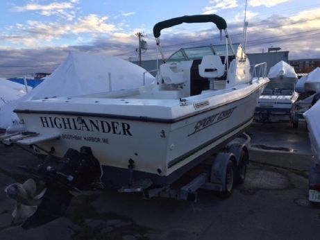 1997 Sportcraft 252 FISHMASTER WA