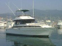 1987 Californian 40 Sport Fisher Mediterranean