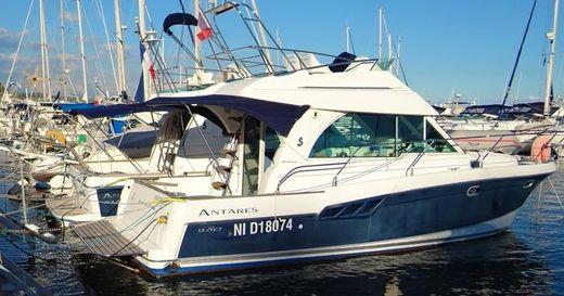 2006 Antares 9.80