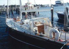 1981 Hinckley 43 Sloop