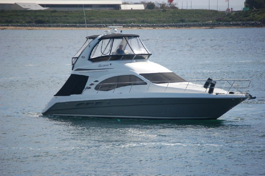 2006 Sea Ray 44 Sedan Bridge for sale in Orange County