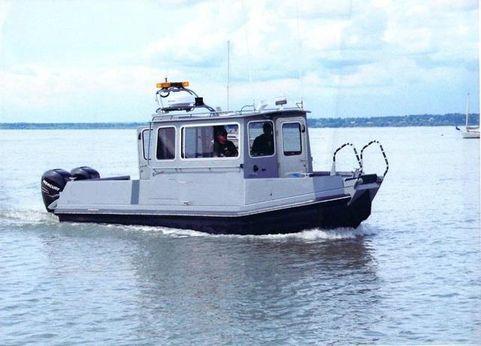2006 Aluminum Chambered Boats 28' DV-R
