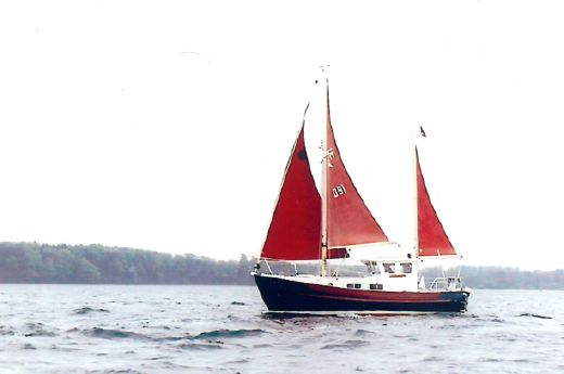 1976 Northshore Fisher 25