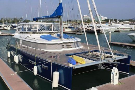 2014 Albatross Catamaran Luxury 60
