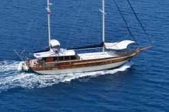 2002 Custom Ketch Motor Sailer