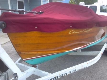 1955 Chris Craft 17' Utility