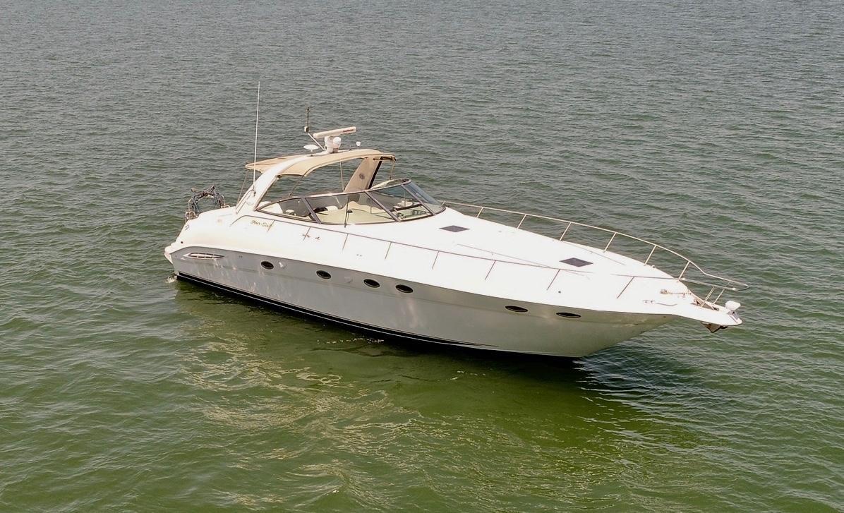 2000 Sea Ray 460 Sundancer Power Boat For Sale Www Yachtworld Com