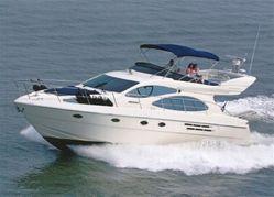 used azimut yacht