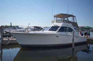 1978 Pacemaker 40' Sport Fisherman