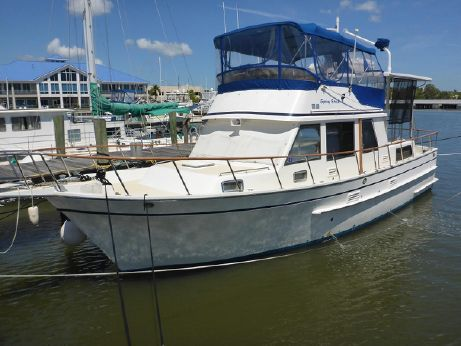 1987 Monk 42 Classic Trawler