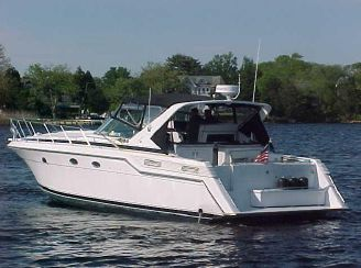 1989 Wellcraft 4300 Portofino