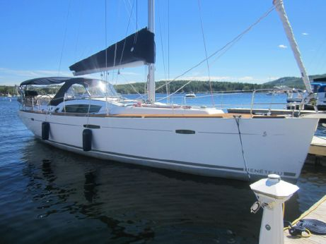 2008 Beneteau 46-FRESH WATER